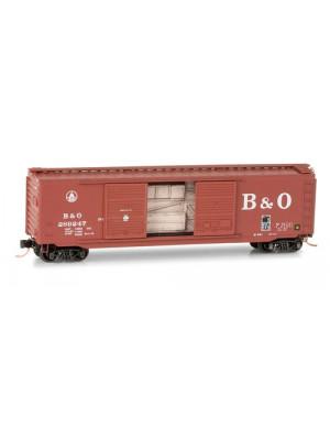 micro trains 03400380 b&o boxcar