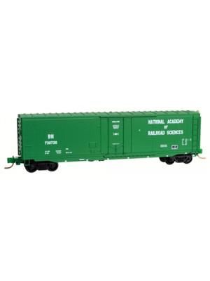 micro trains 3800520 bn 50' boxcar