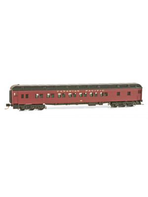 micro trains 14300080 canadian pacific 28-1 parlor