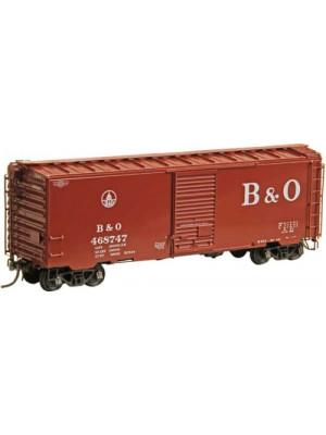 kadee 4527 40' b&o boxcar