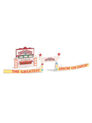 micro trains 49990935 circus entrance kit