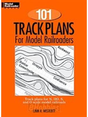 kalmbach 12012 101 track plans for mr's