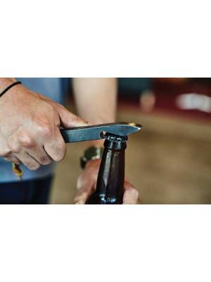 muirwood reclmtions 7 railroad spike bottle opener