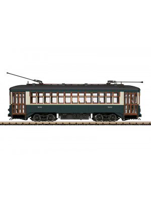 lgb 20382 philadelphia streetcar
