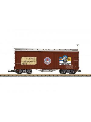 lgb 40671 combres & toltec boxcar