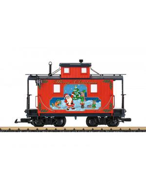 lgb 45652 christmas caboose