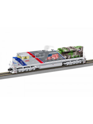 lionel 1921130 up sd70ace #1943 am flyer