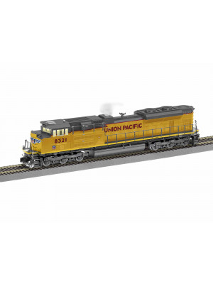 lionel 1921140 up sd70ace #8321 am flyer