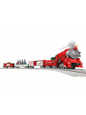 lionel 1923140 disney christmas set