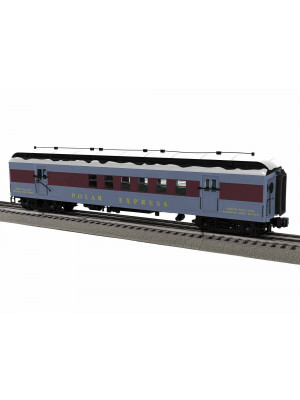 lionel 1927351 polar exp. rpo white roof