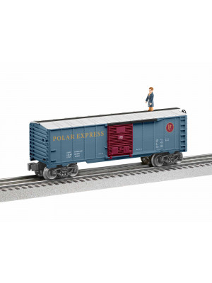 lionel 1928400 hero boy walking brakeman box