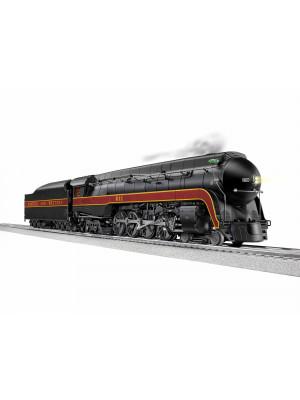 lionel 1931360 n&w #611 legacy steamer (c1982
