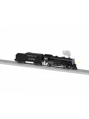 lionel 1932140 santa fe 2-4-2 lnchief loco