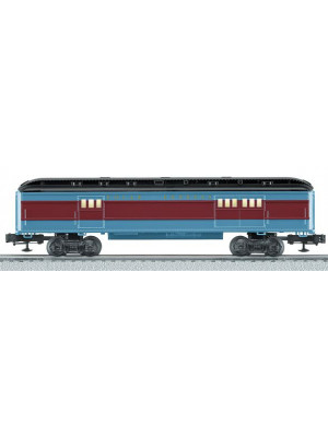 lionel 25135 polar exp baby madison baggage car
