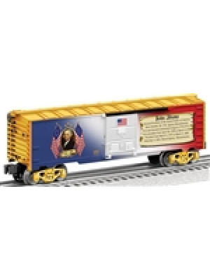lionel 25930 john adams presidential boxcar
