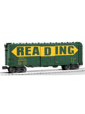 lionel 81619 reading boxcar