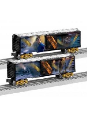 lionel 6-83645 polar express boxcar 2pk