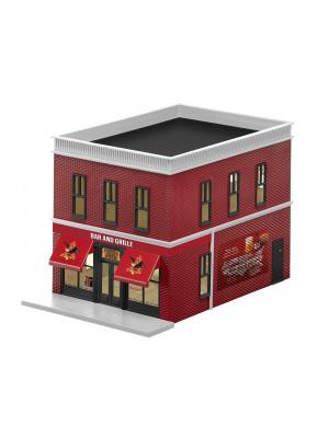 lionel 84794 budweiser bar & grille