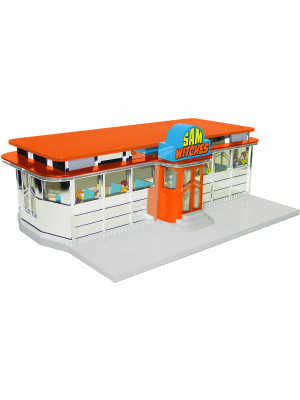 lionel 85269 scooby doo sam witches cafe