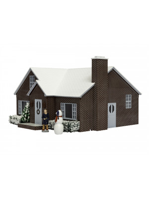 lionel 85410 polar exp. hero boy's house