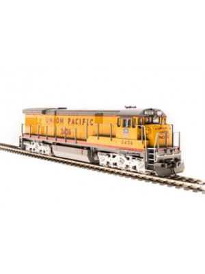 broadway limited 4414 up c30-7 dcc/snd #2408