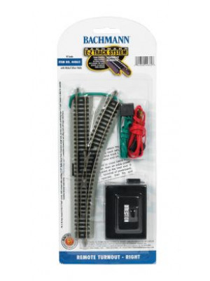 bachmann 44862 right-hand remote turnout