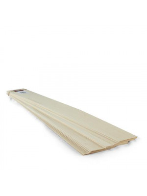 "midwest products 4301 1/32""x3""x24"" basswood"