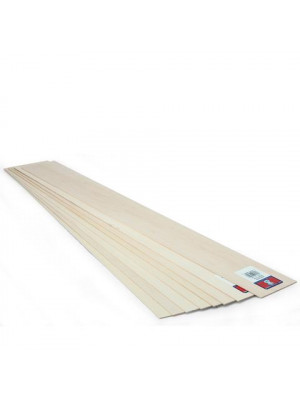 midwest products 4302 1/16 x 3 x 24 basswood sheet