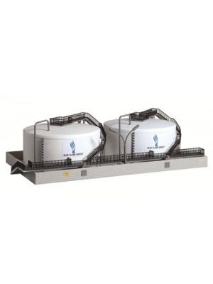 model power 2592 twin oil tanks