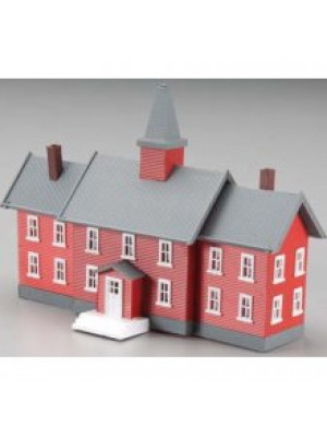 model power 2619 little red school house