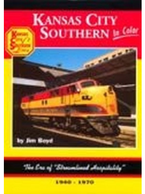 kansas city southern in color volume 1