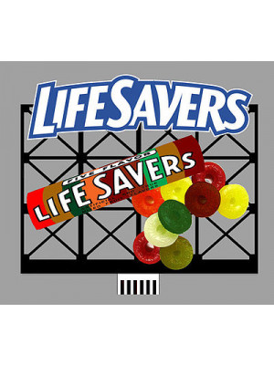 micro structures 440852 life savers billboard
