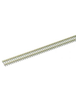 "peco sl-302 cd80 concrete tie flex track 36"""