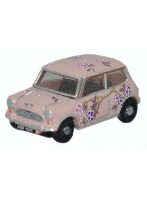 oxford nmn006 austin mini floral