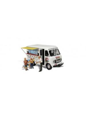 woodland scenics 5541 ikes ice cream truck