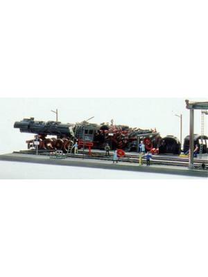 piko 61103 loco scrap yard ho scale