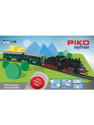 piko 57091 mytrain steam pass set
