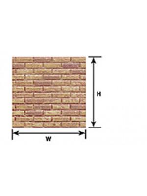 plastruct 91604 brick 1:24 g scale