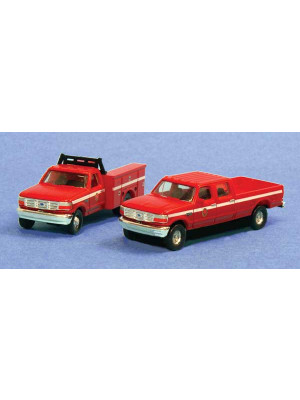 river point n833jl9r5 fire dept truck 2pk