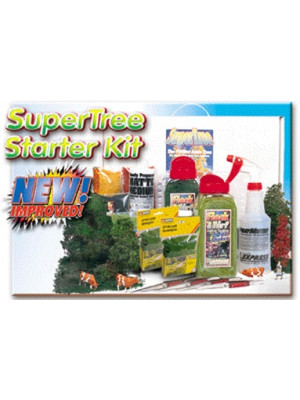 scenic express 220 super tree o - ho starter kit