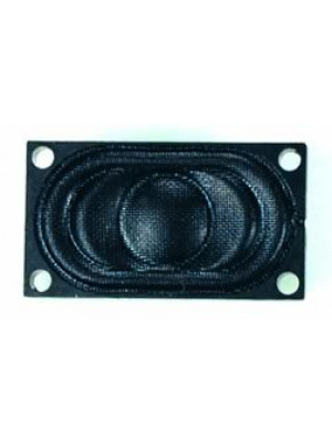 soundtraxx 810113 speaker, oval, 16x35mm