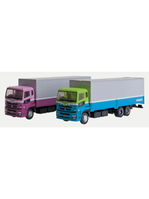 tomytec 256953 2 semi trucks