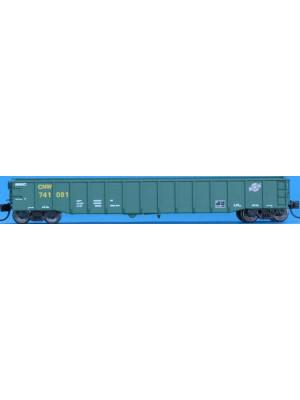trainworx 25205 cnw gondola
