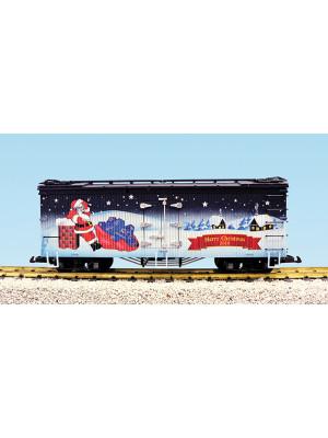 usa trains 13034 2016 christmas car