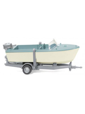 wiking 9502 trailer mounted boat