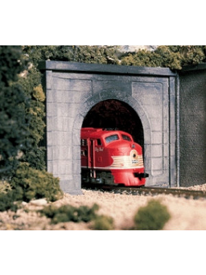 woodland scenics c1152 concrete tunnel portal