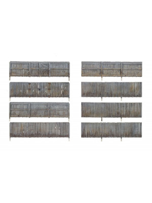 woodland scenics 2985 privacy fence ho scale