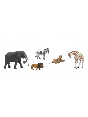 woodland scenics african wildlife