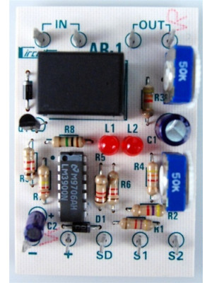circuitron 5410 ar1-cc rev loop controller
