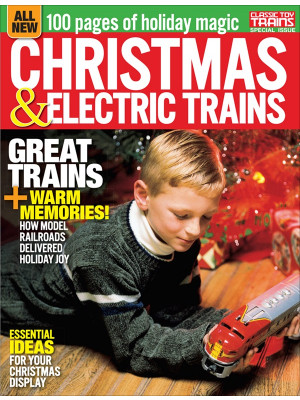 kalmbach 85064 christmas & electric trains